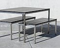 Collection Table Bench