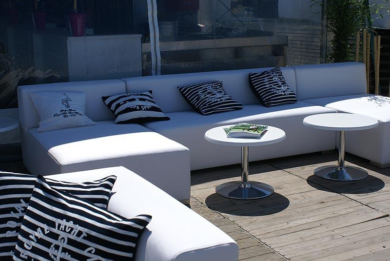 Block model design chill meubelen het paviljoentje stekene