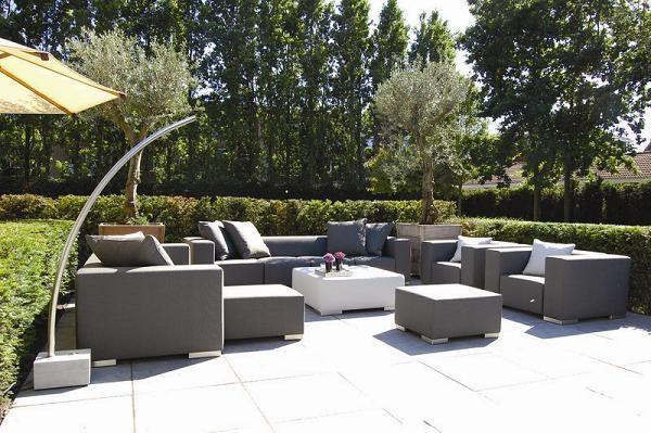 Merano model design2chill meubelen het paviljoentje stekene